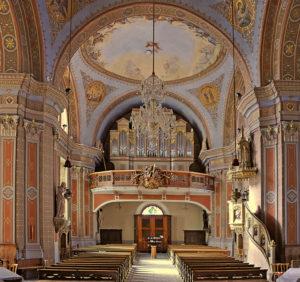 0 Ulrichskirche Orgel