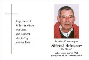 02.16 Alfred Rifesser c