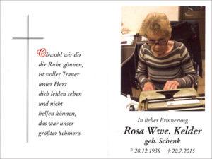 07.20 Rosa Schenk Kelder c