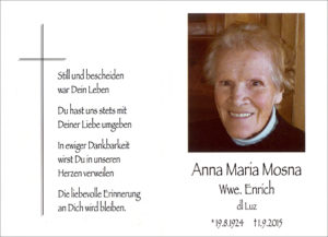 09.01 Anna Maria Mosna c