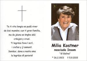 09.05 Milia Kostner c
