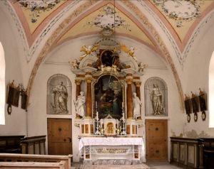 Annakirche-Altar