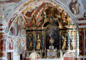 Jakobskirche-Altar