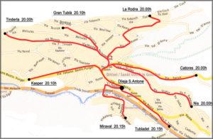 Mappa stredes 2
